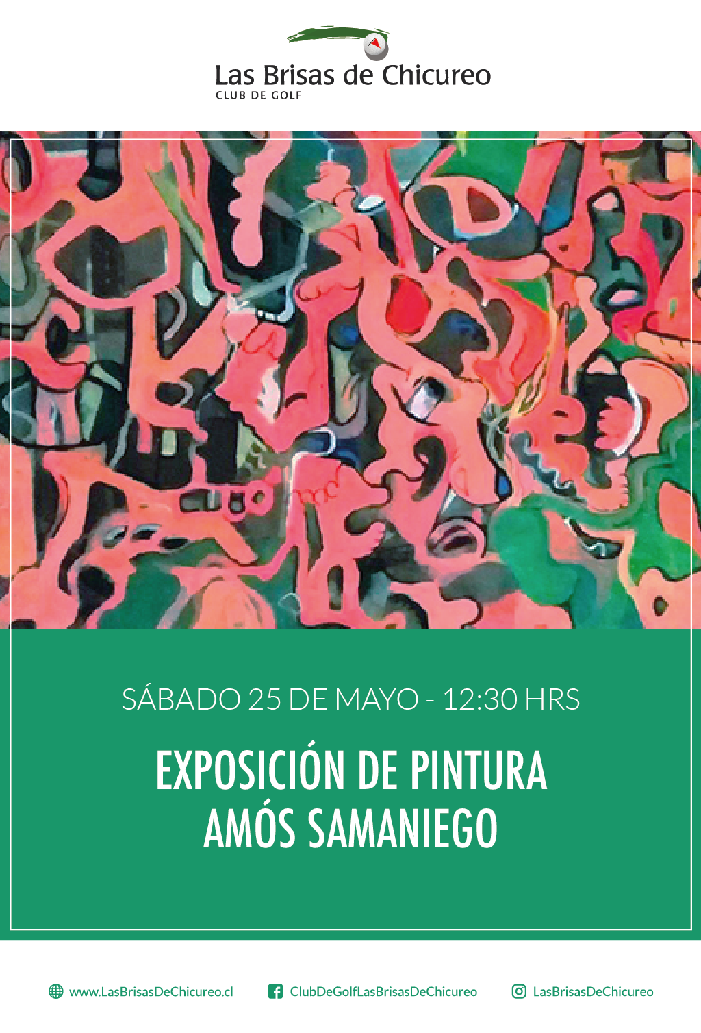 Exposición Amos Samaniego
