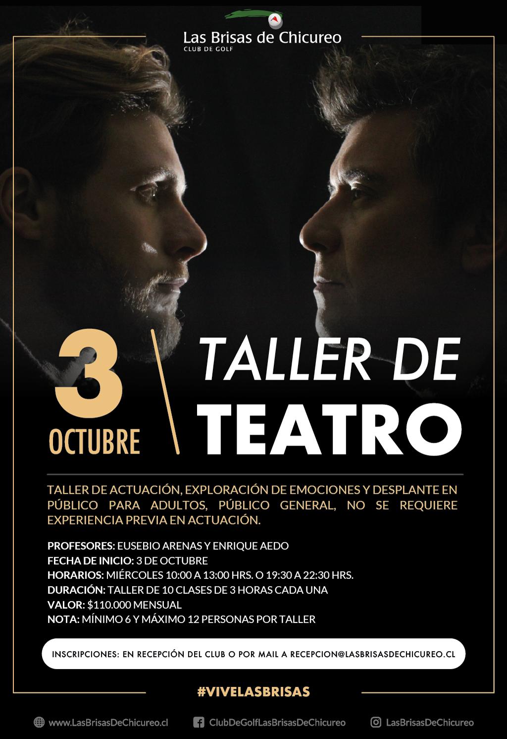 Taller de Teatro