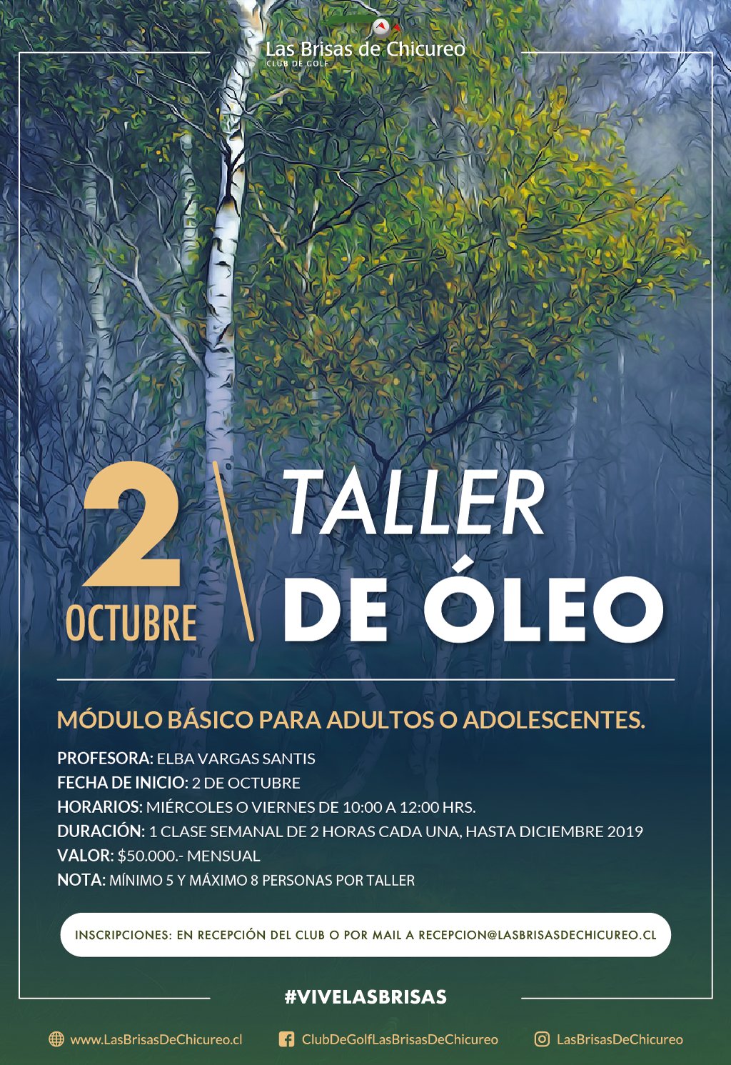 Taller Óleo